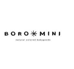 Boro*Mini