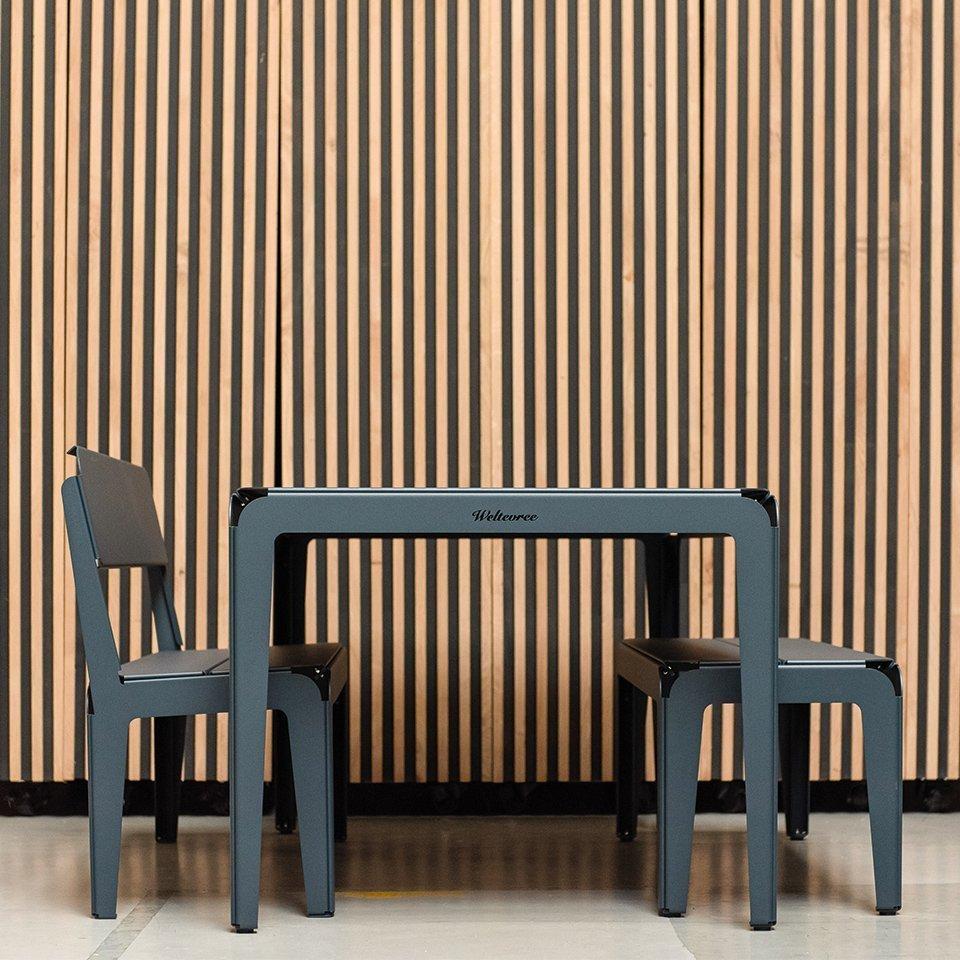 Weltevree Bended-table-greu-blue-detail-weltevree-logo-and-colour