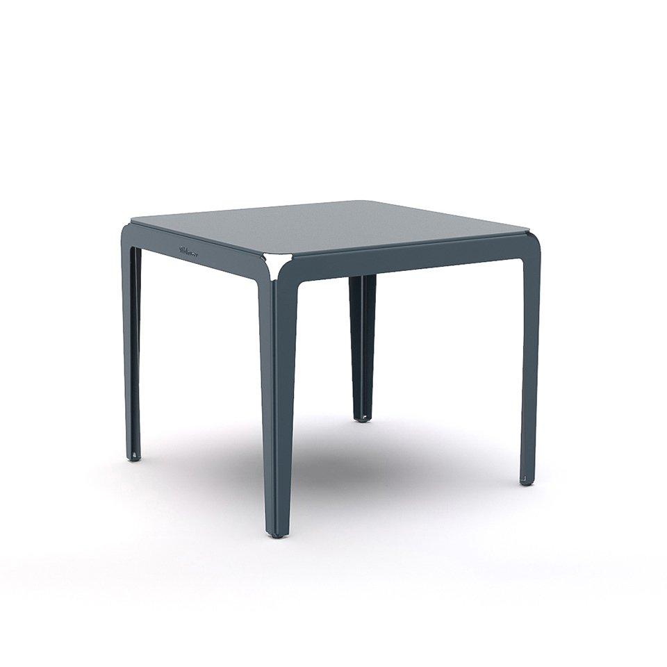 Bended Vierkante Tafel 90 Cm
