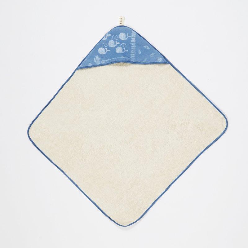 Boro*Mini ecologisch katoen Badcape voor baby's bij Studio Perspective