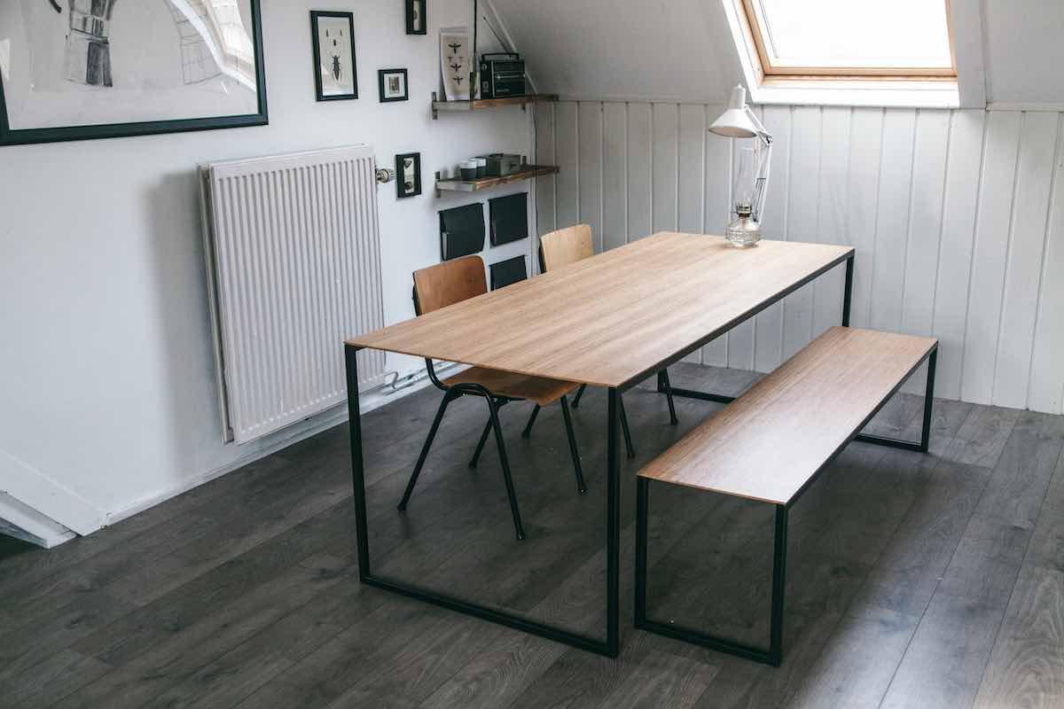 closeshot table Mogelijkheid Collectie Studio Perspective, C-more Concept store