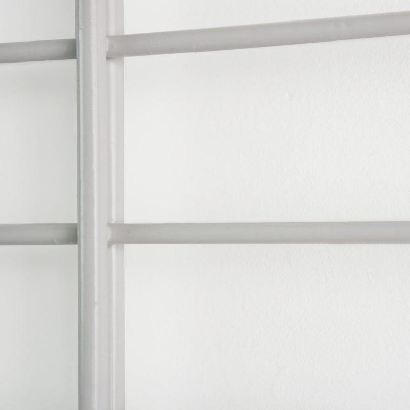 FENCY close up mintgroen wandrek en opbergsysteem van Tolhuijs Design.