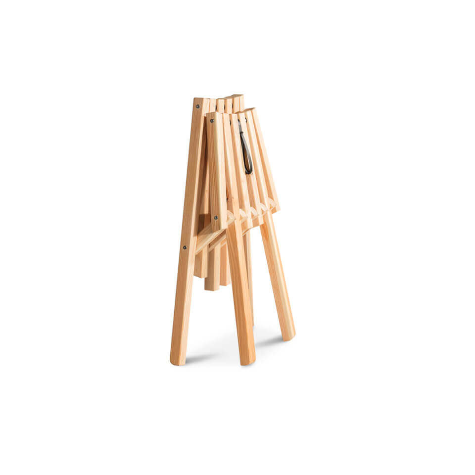 duurzame houten tuinstoel Fieldchair Weltevree