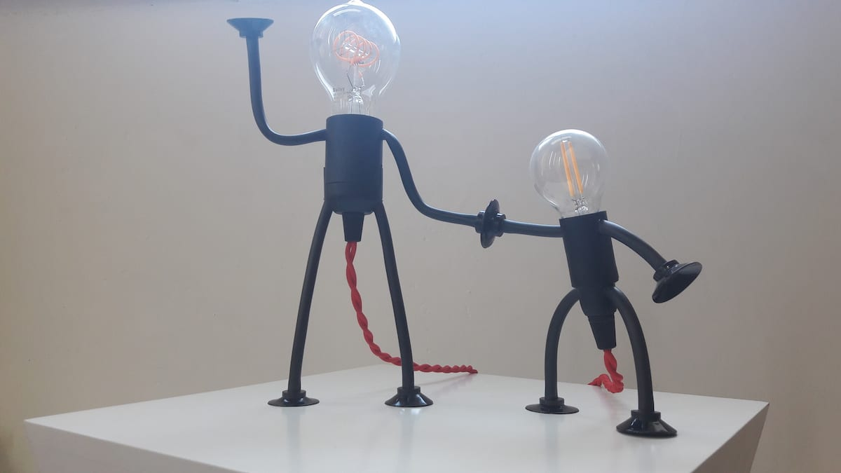 Mr. bright lamp