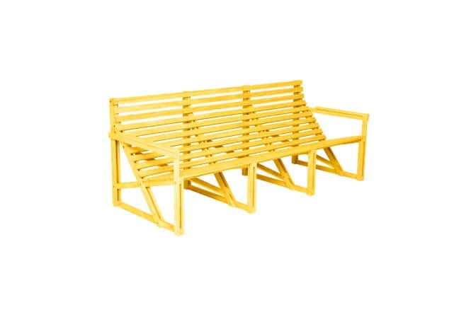 Weltevree Patiobench 4-5 Seater