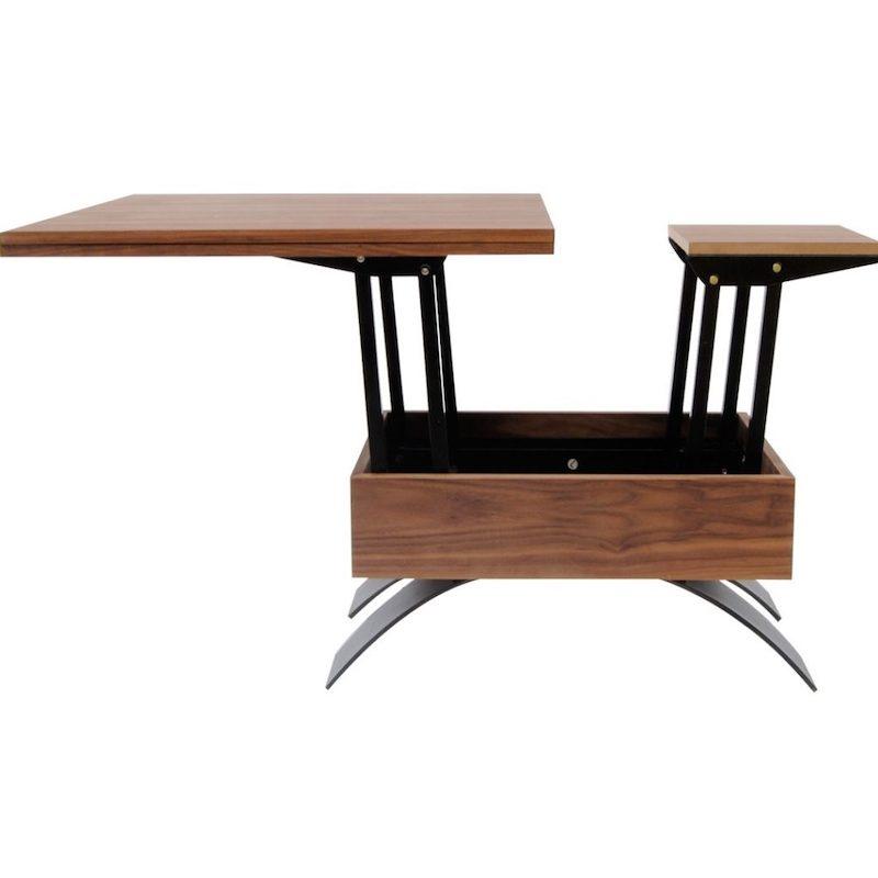TWO-O Sybold salontafel en eettafel ineen