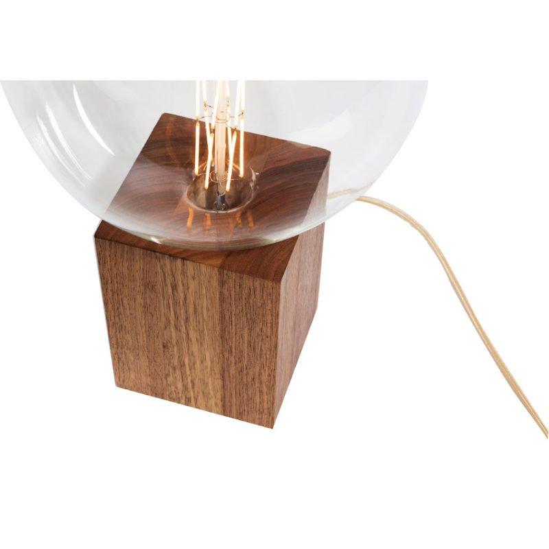 Duurzame kantoorverlichting van hout