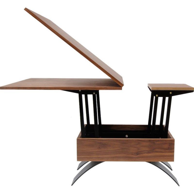 TWO-O Sybold verstelbare salontafel