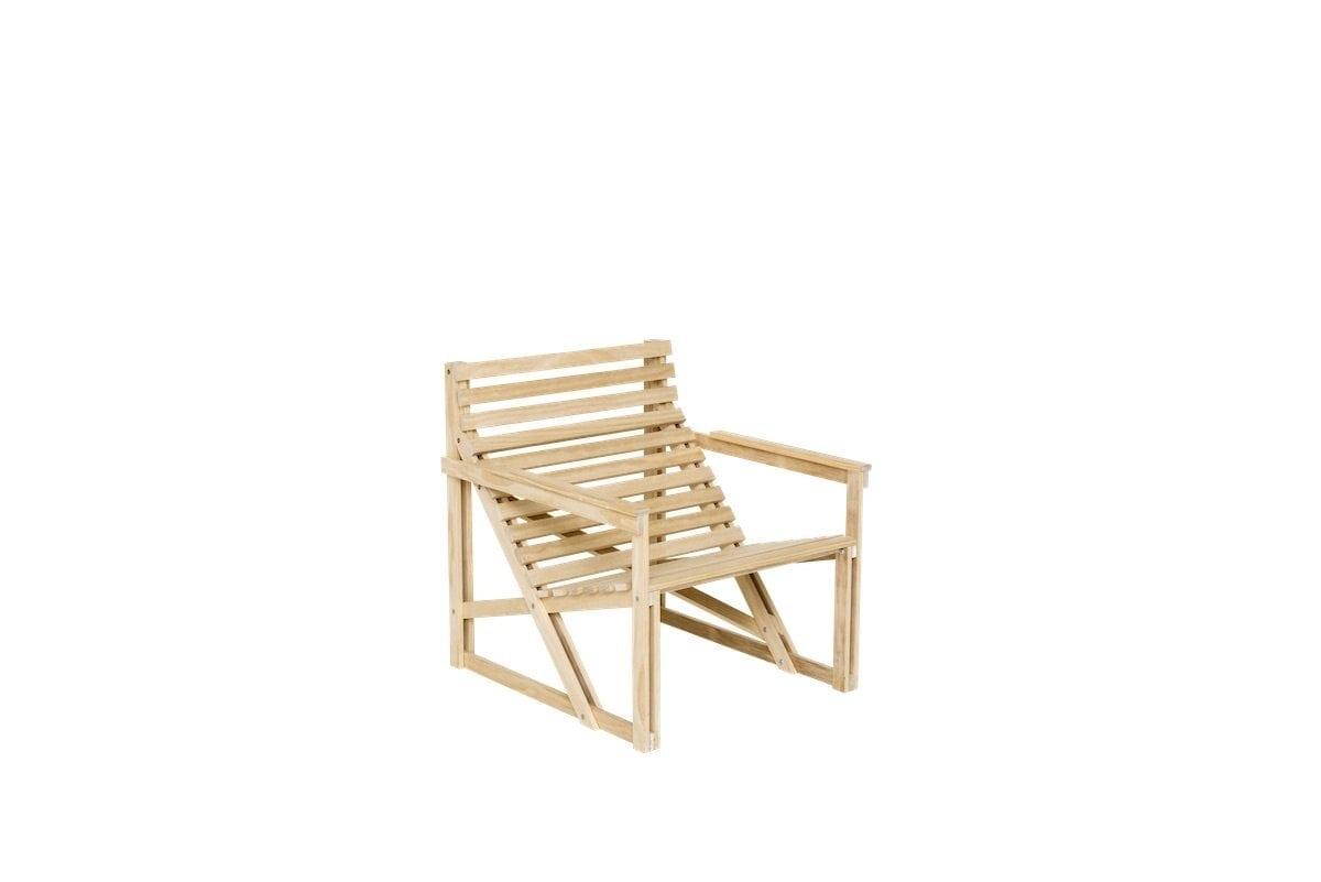 Weltevree Patio Easy Chair Naturel