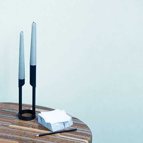 Zooi duurzame kandelaars gemaakt van restmateriaal bij Studio Perspective