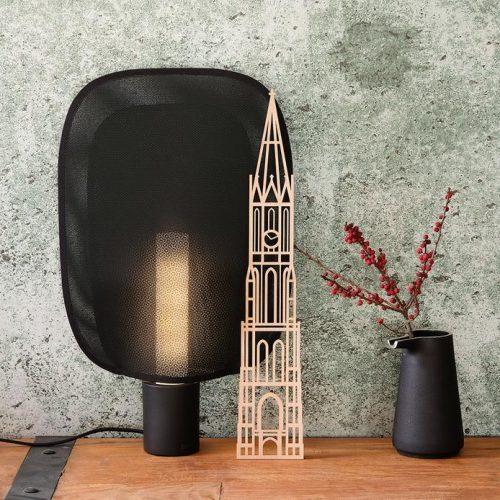 Binthout houten stadstoren nieuwe kerk Delft