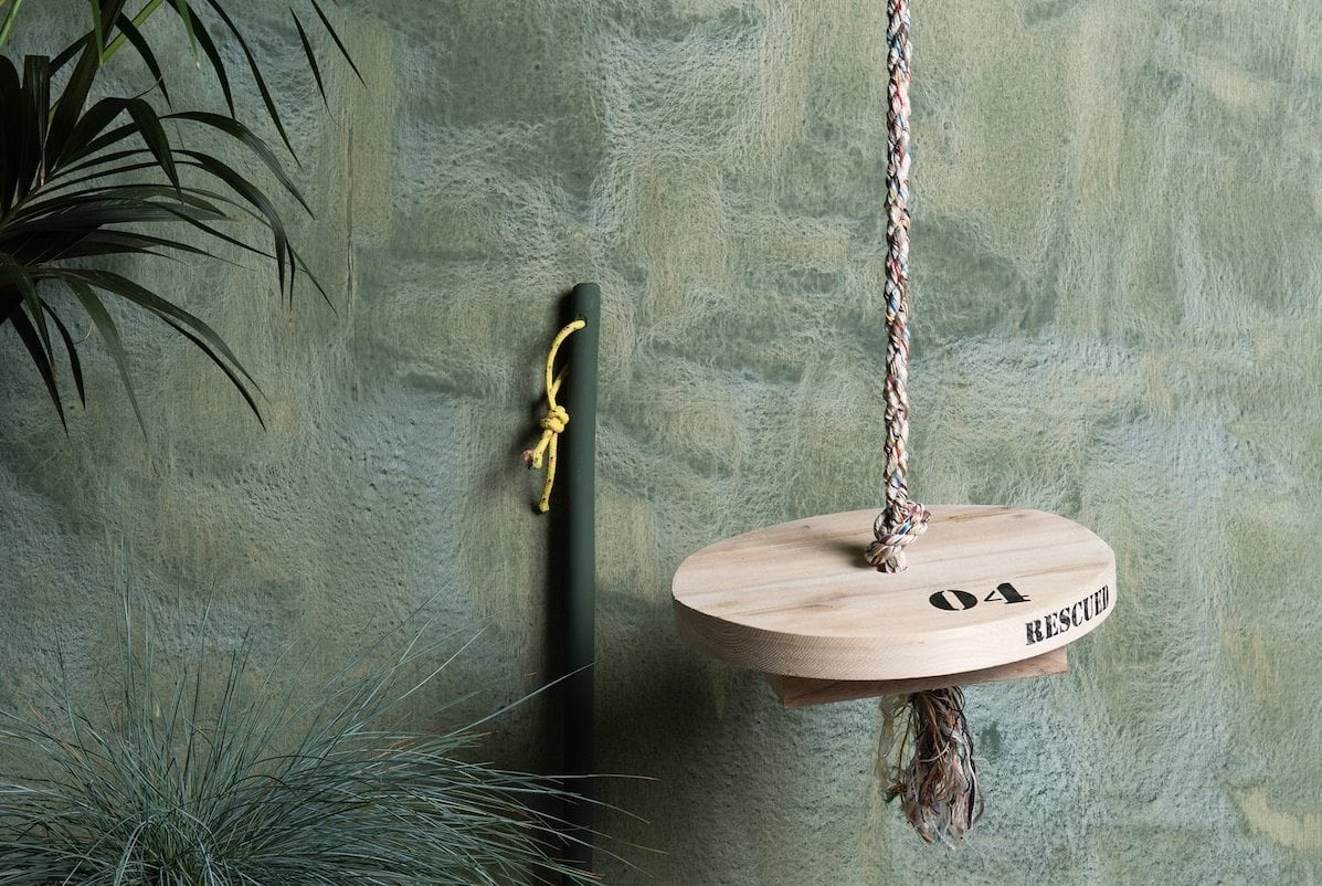 duurzame kinderschommel The Swing Swing van Studio Perspective Interiorjunkie