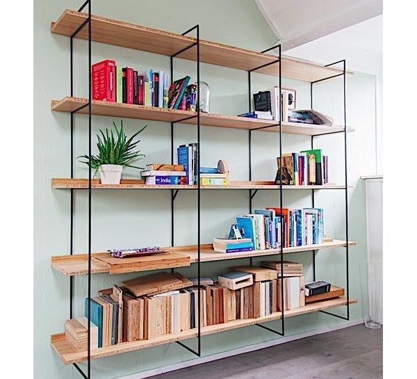 Maatwerk designkast hout en metaal Mogelijkheid Collectie