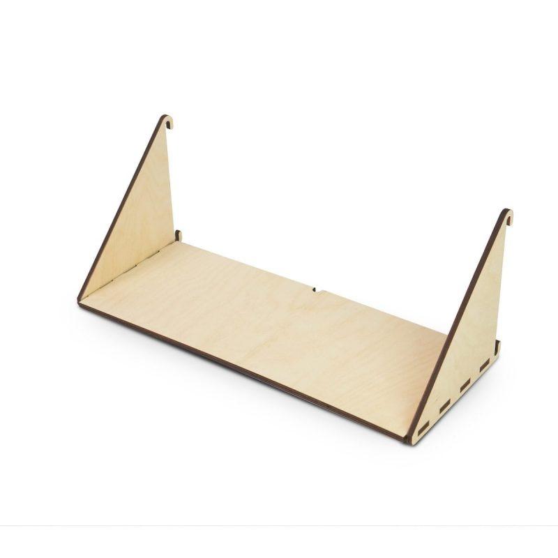 Tolhuijs Fency Laser Plankje – DUBBEL 39 X 18 Cm