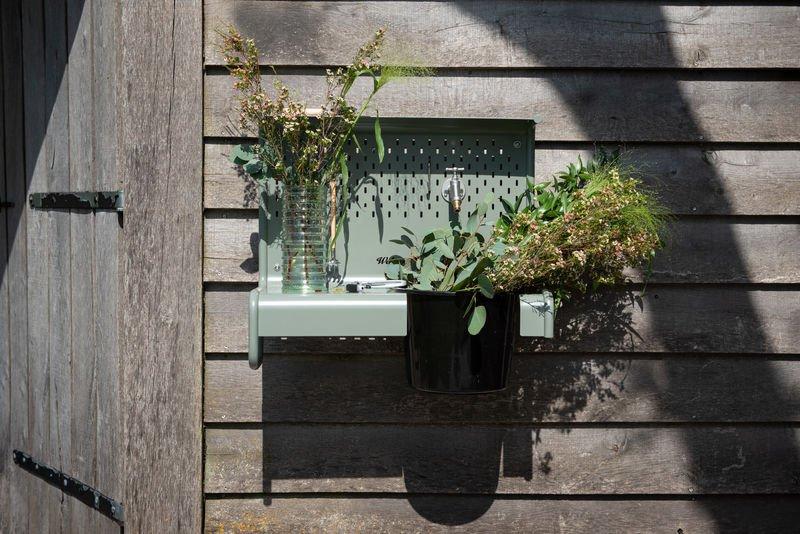Buitenkraan meubel van Weltevree Waterworks Studio Perspective
