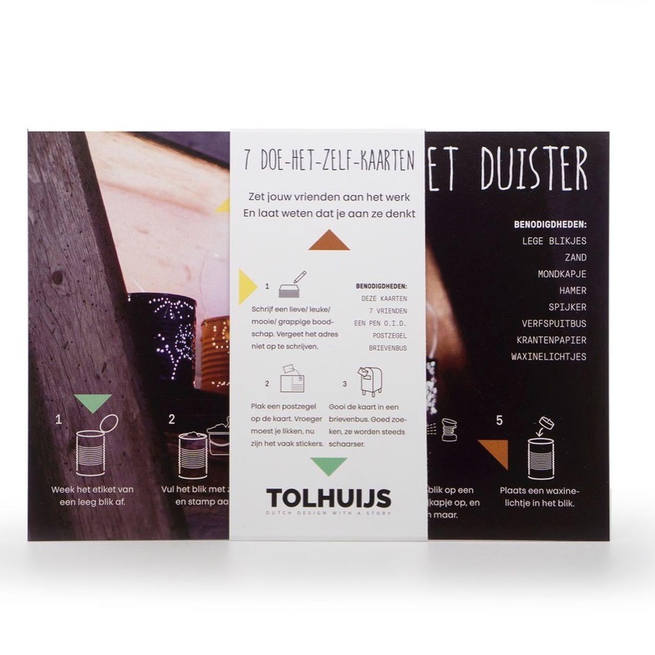 tolhuijs ansichtkaarten upcycle recycle Studio Perspective