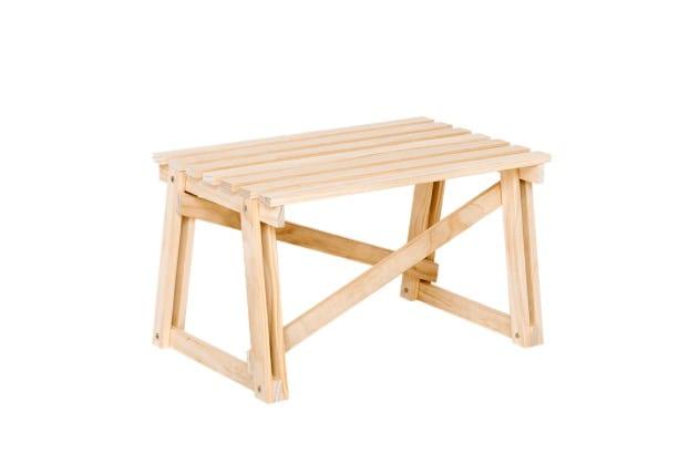 Patio Side Table keur groen Weltevree bij Studio Perspective