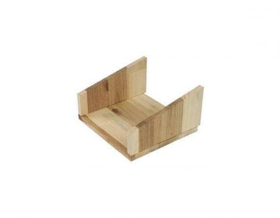 pallet hout enkel plankje voor Fency wandrek Tolhuijs Design