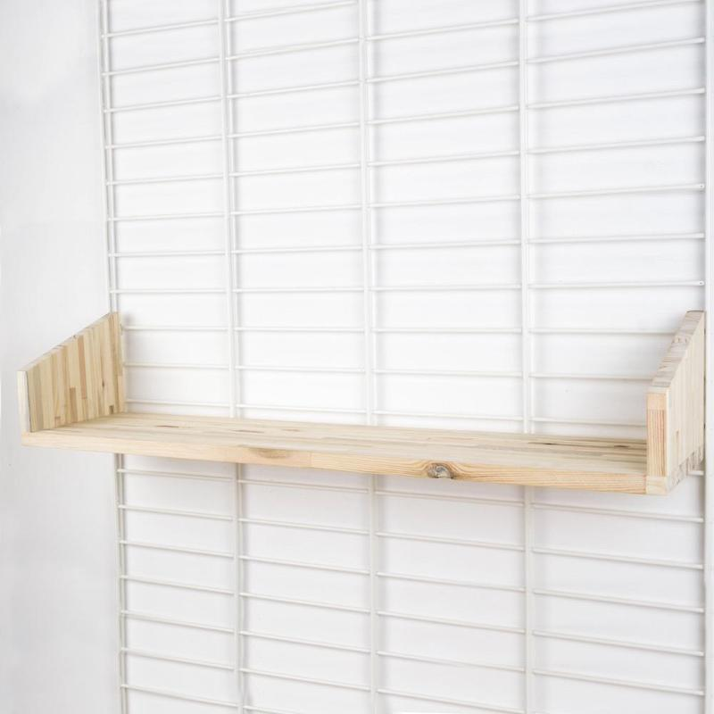 Fency plank quatro voor wandrek Tolhuijs Design