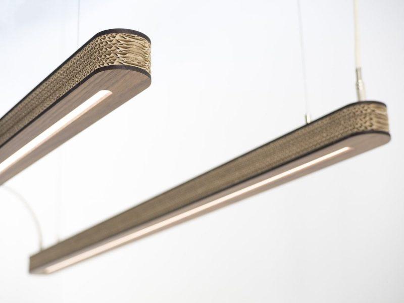 Cartoni Design 900 Pendant LED duurzame kantoorverlichting