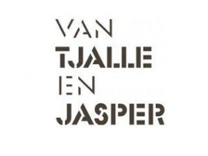 logo Van Tjalle en Jasper