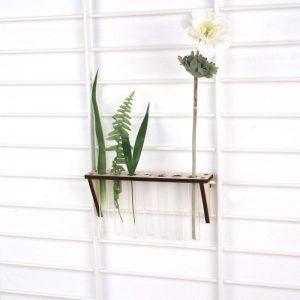 Fency Planten Plankje Reageerbuisjes Tolhuijs bij Studio Perspective