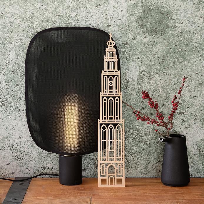 Binthout Martinitoren hout bij Studio Perspective