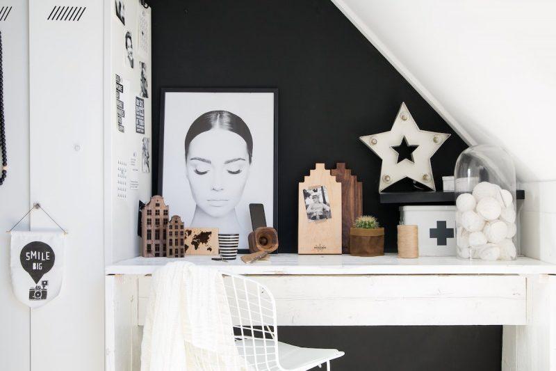 duurzaam kerstpakket of relatiegeschenk met Amsterdamse borrelplank