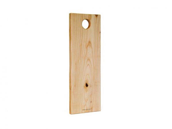 Snijplank Binthout duurzaam hout Essen hout 25 x 70 als relatiegeschenk of kerstpakket