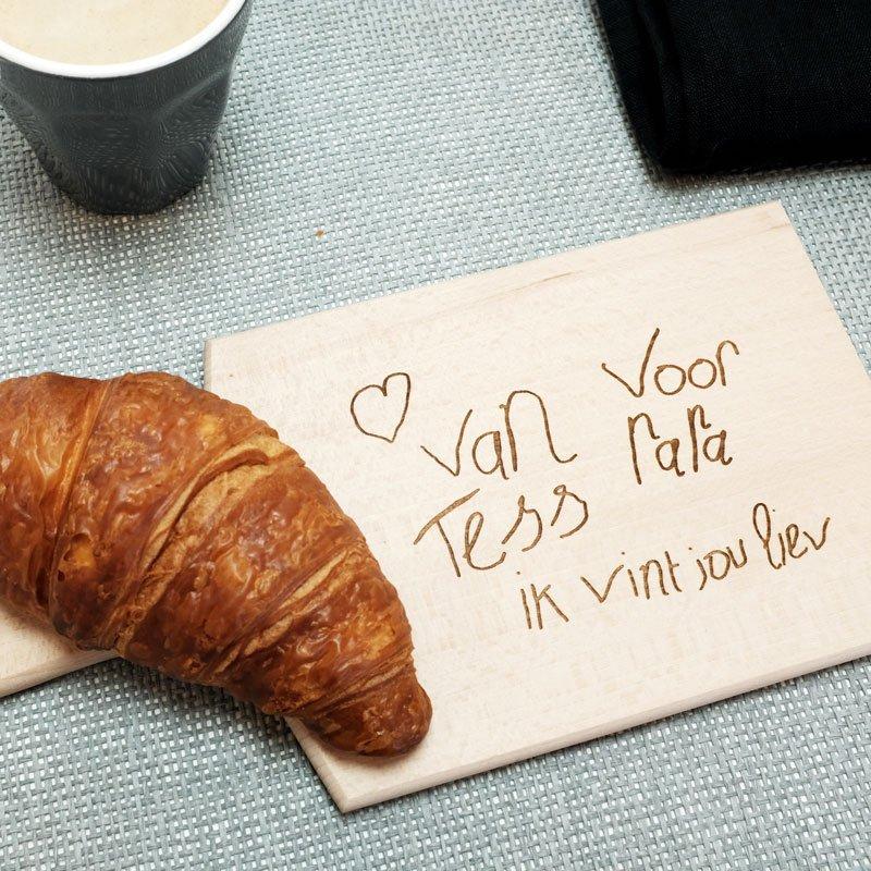 Vaderdag ontbijt cadeautip