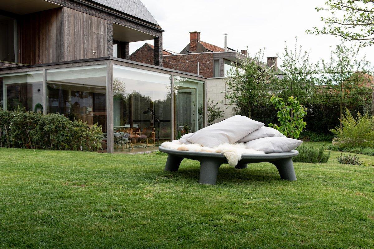 Weltevree tuinmeubel van gerecycled plastic bij Studio Perspective