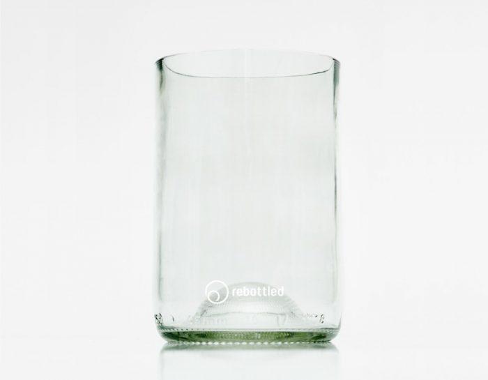 Rebottled Drinkglas Tumbler Clear bij Studio Perspective