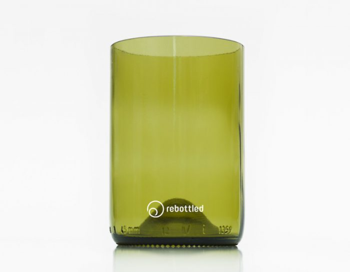 Rebottled Glas Amber kopen bij Studio Perspective