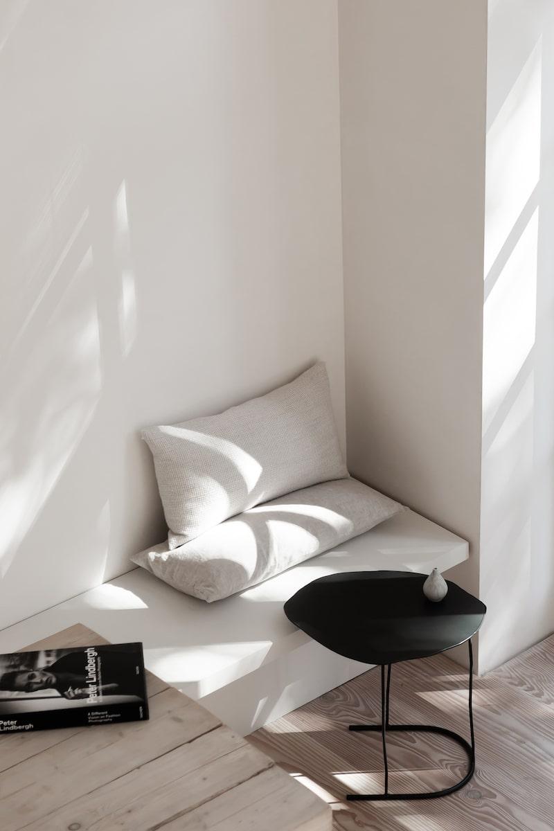 Unieke salontafel De Schuiftafel van K'willeminhuis bij Studio Perspective