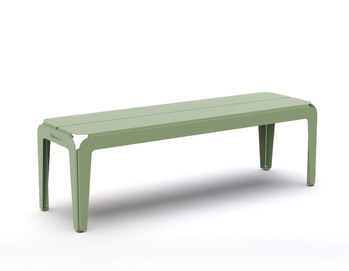 Weltevree Bendedbench-palegreen
