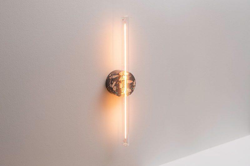 Recast waarmakers design wandlamp helder Studio Perspective