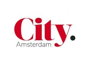 City Amsterdam Logo Media Studio Perspective
