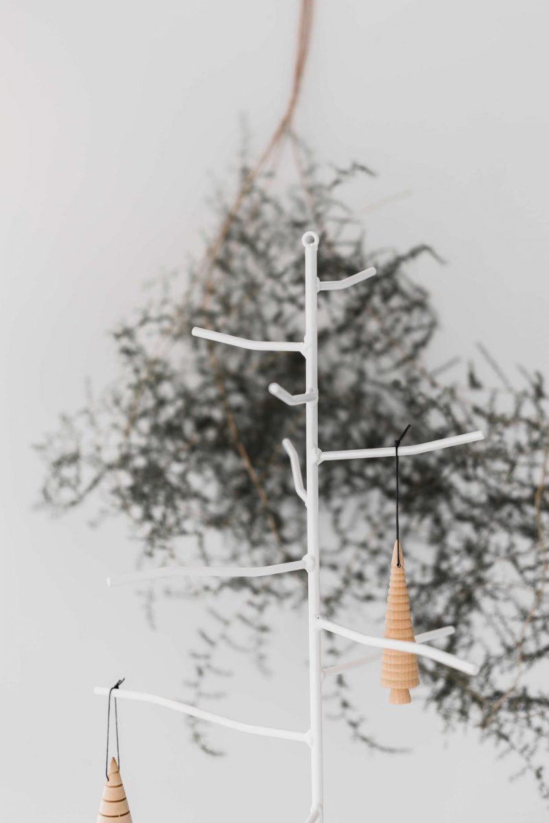 Kerstversiering voor binnen, duurzaam uniek handgemaakt Studio Perspective