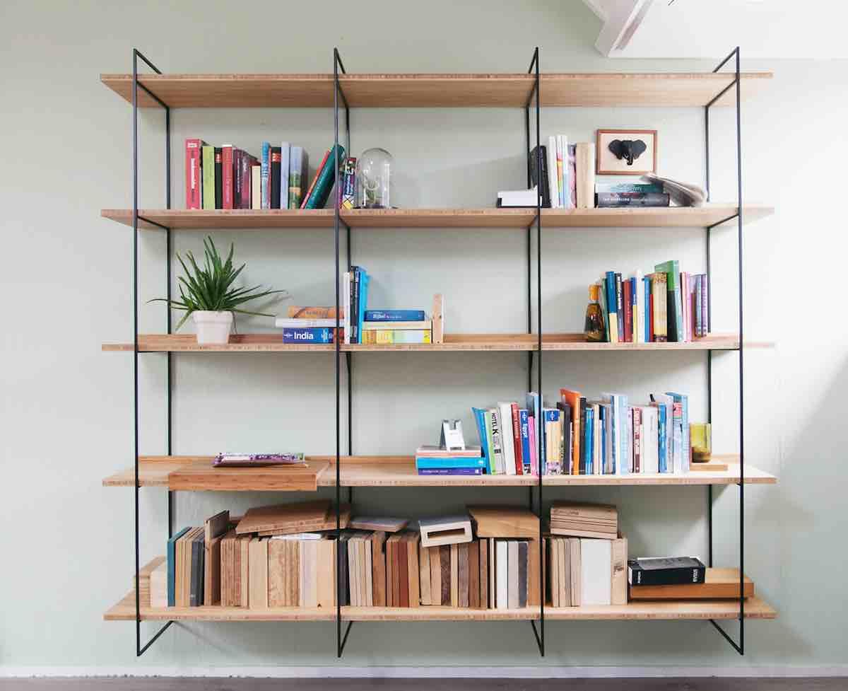 De Wandkast is een duurzame Design kast op maat uit de Mogelijkheid Collectie ontworpen door Don Zweedijk bij Studio Perspective.