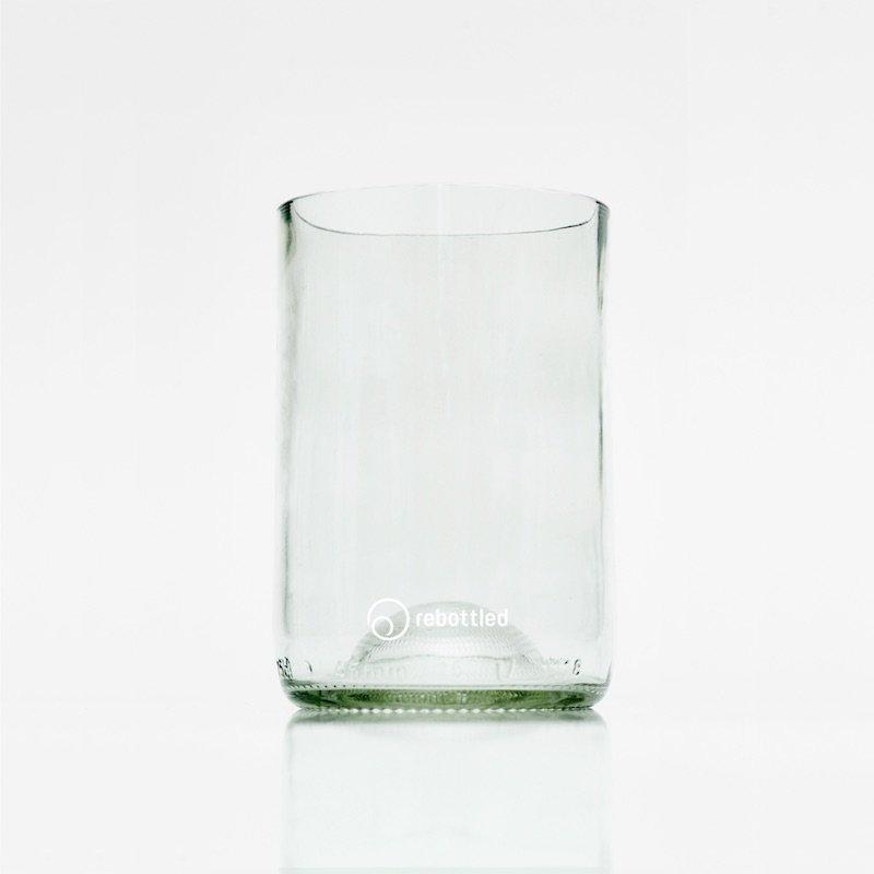 Rebottled circulair drinkglas in kleur Clear