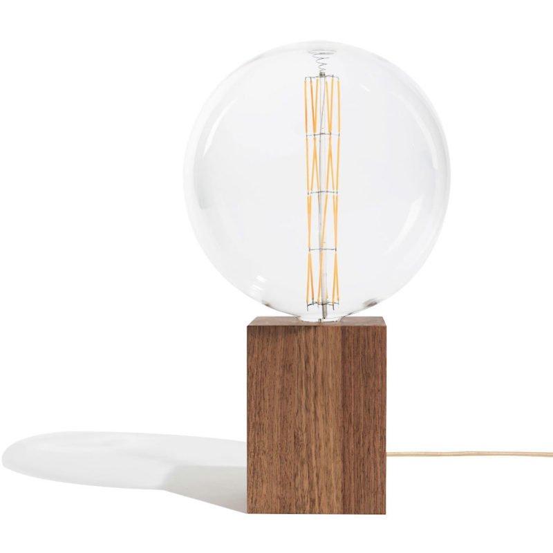 TWO-O Duke Tafellamp Hout detail