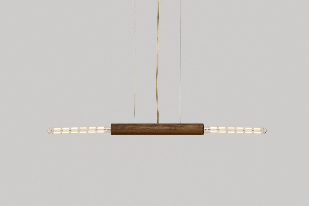 TWO-O- Design hanglamp van duurzaam hout