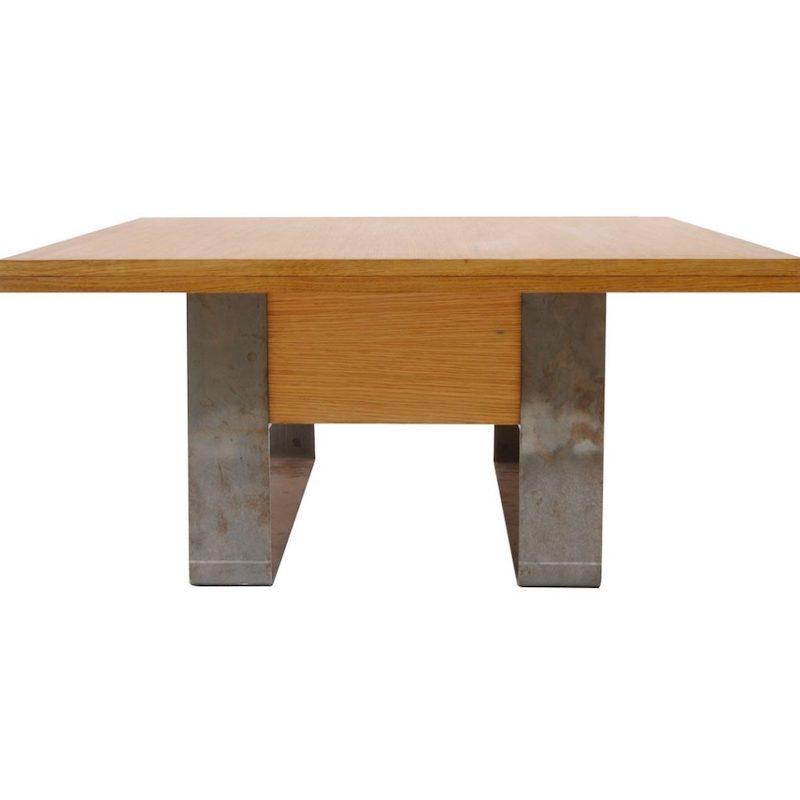 Duurzame salontafel Mondriaan TWO-O in hoogte verstelbaar