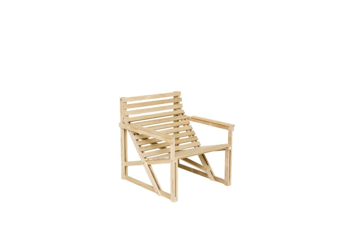 Weltevree Patio Easy Chair Naturel