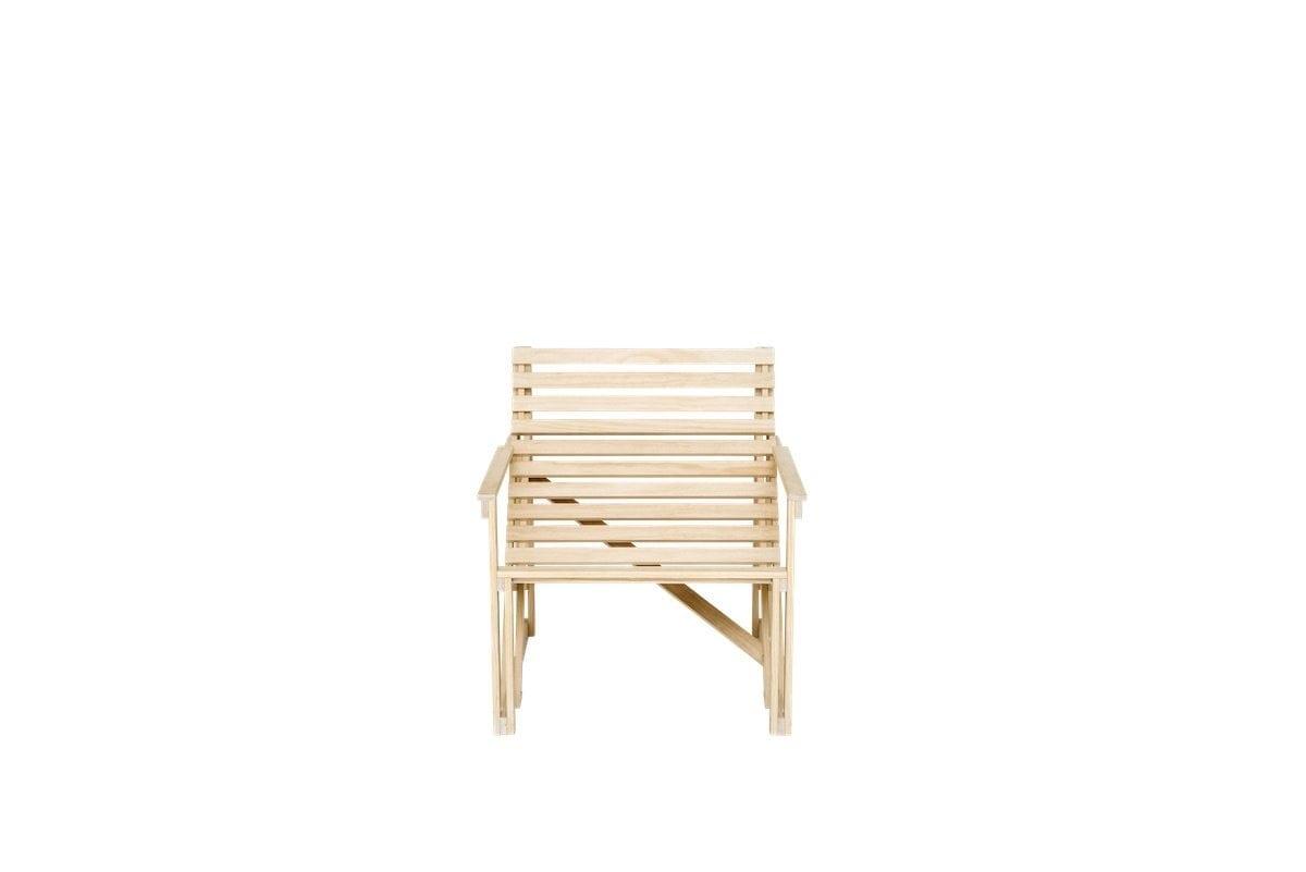 De Patiobench 4-5 seater van Weltevree is een comfortabele Design buitenbank van duurzaam Accoya® hout bij Studio Perspective.