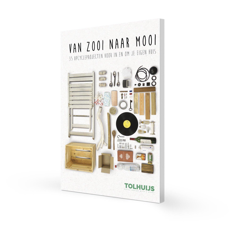 Boek van zooi naar mooi van Tolhuijs