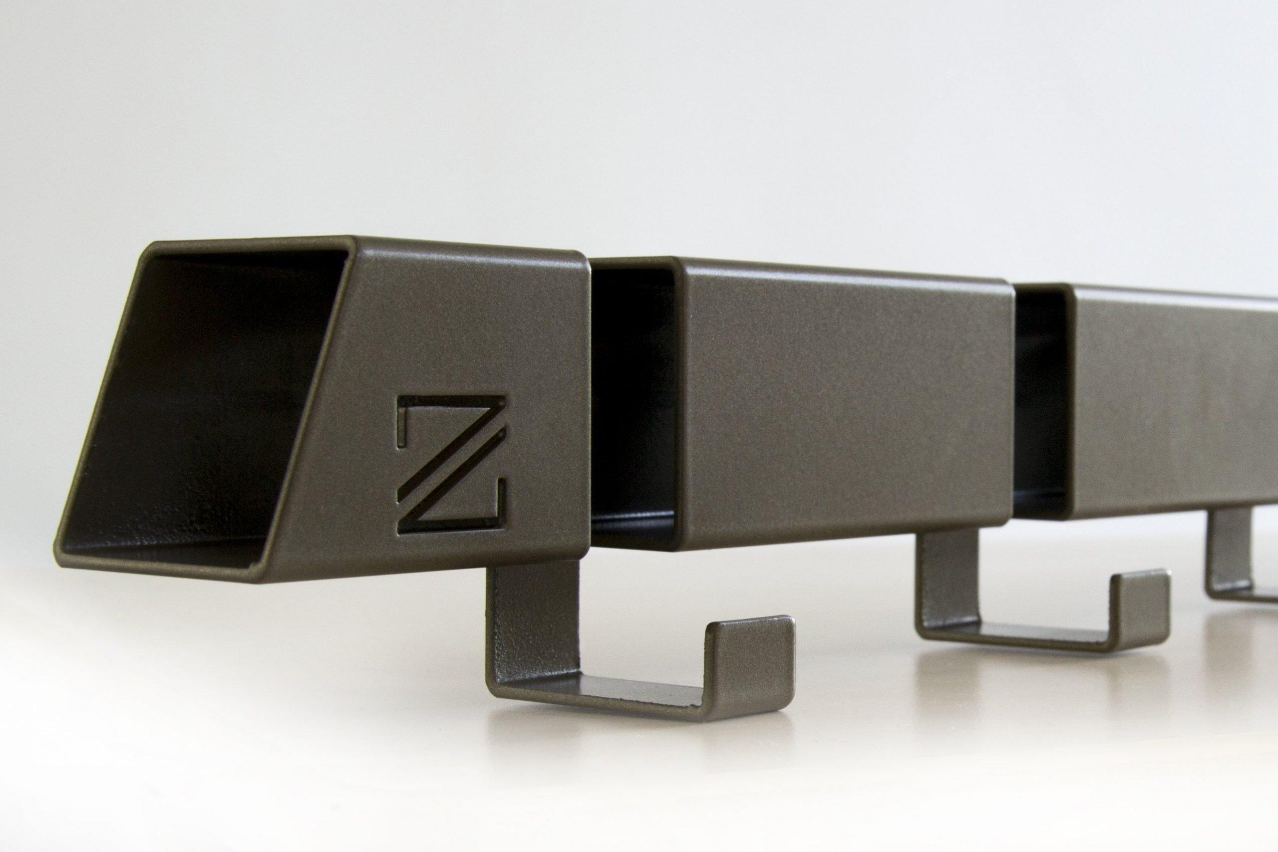 duurzame design kapstok gemaakt van restmateriaal bij Studio Perspective
