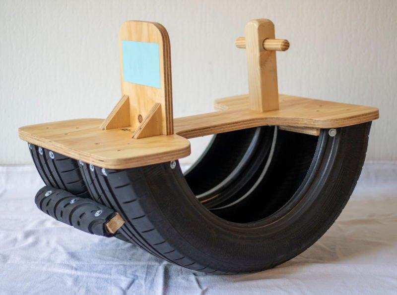 Re-Tire sociaal en duurzaam Design