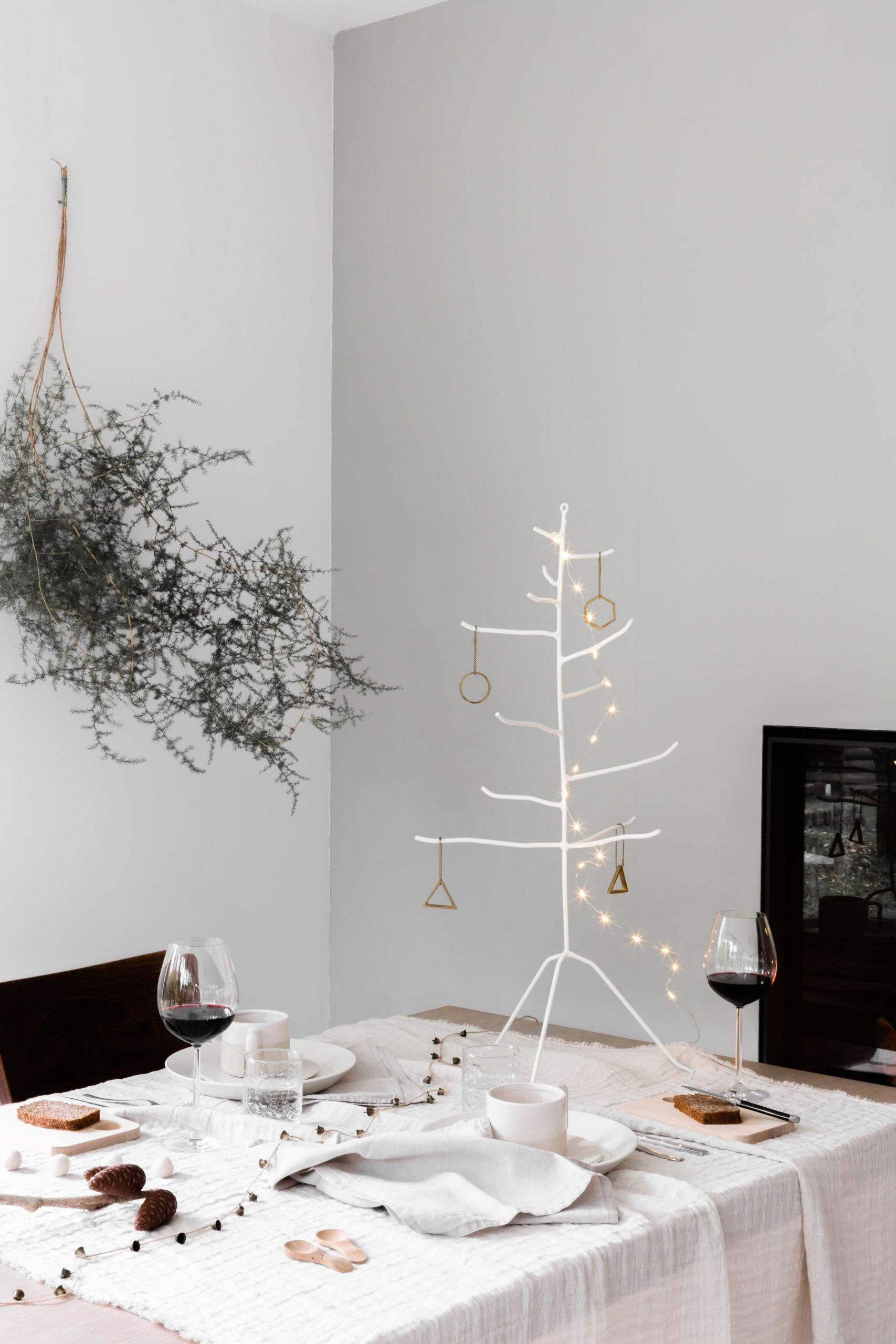 industriele minimalistische kerstboom K'Willeminhuis