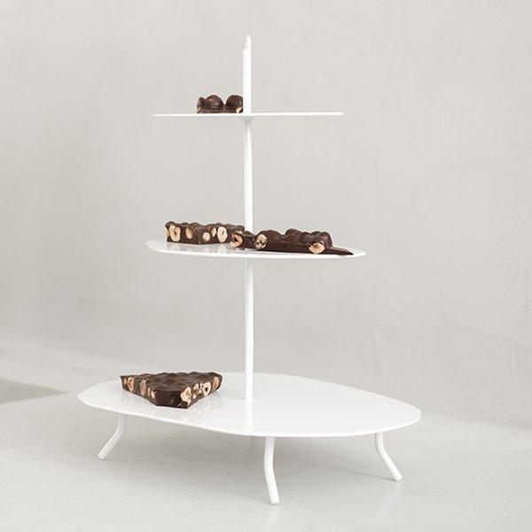 Etagere wit K'willeminhuis Duurzaam Design Studio Perspective